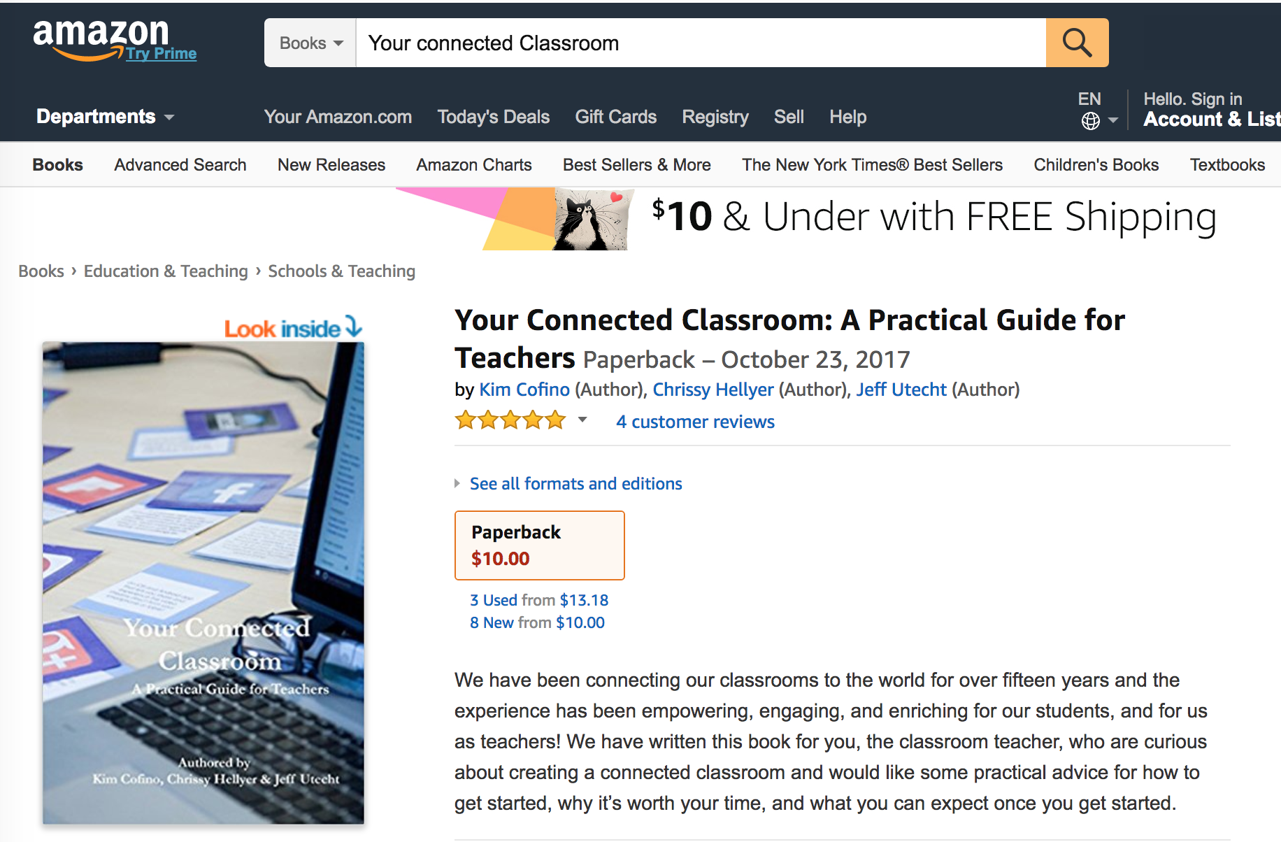 Your Connected Classroom